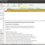QTStalker – Open Source Trading software for Ubuntu 11.10