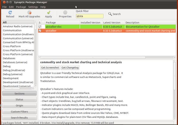 Mt4 ubuntu 14.04