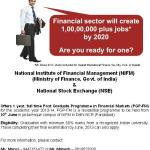 One Year Post Graduate Programme Offered By NSE