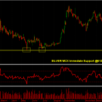 SILVER COMEX and SILVER MCX Trading Near to SUPPORT