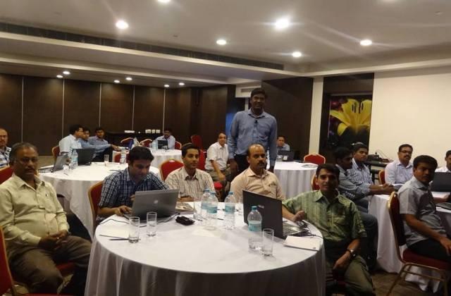 latihan perdagangan pilihan bangalore