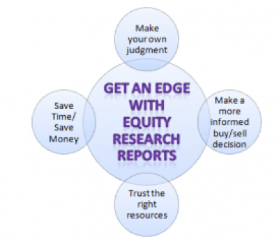 benefits an equity research report