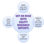 How Do Research Reports Give You That Stock Market Advantage?