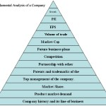 Fundamentals  Check  – As a Load And  Leverage Test Of Stocks