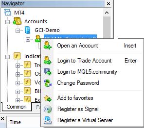 How to Setup Virtual Hosting in Metatrader 4 and Metatrader 5