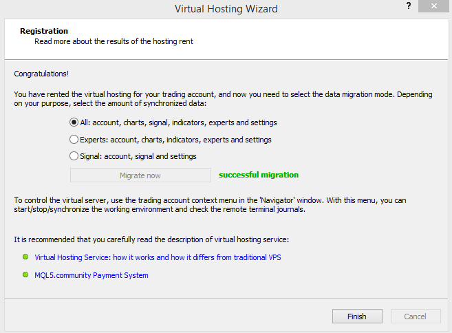 Virtual Hosting Wizard 2