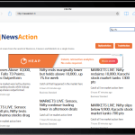 NewsAction – Financial News Aggregator for Indian Markets