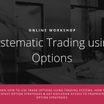 [Online Workshop] System Trading using Options