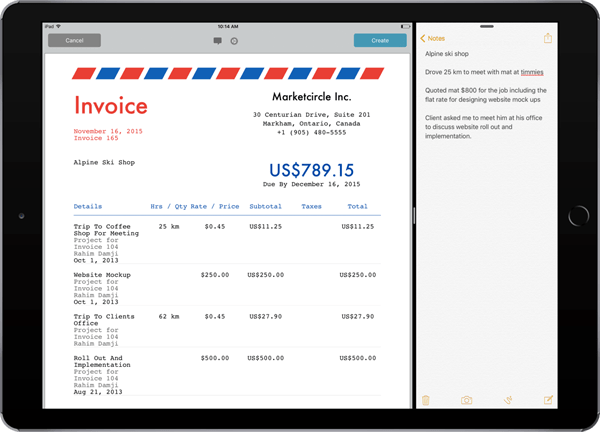 Billings Pro on iPhone & iPad Now Supports Spotlight