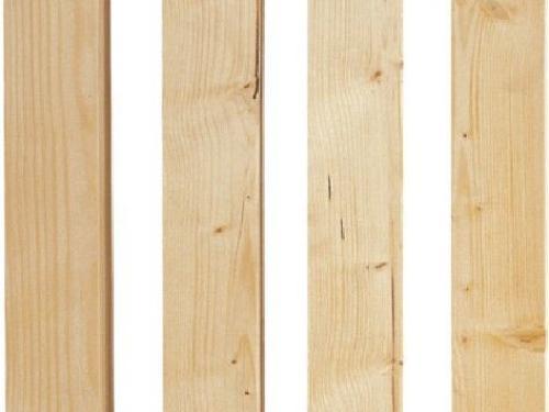 Le gambe in ferro per tavoli in legno sono realizzate con base in tubolare di ferro grezzo con saldature a vista, personalizzabili nella misura, nella finitura e nel. Market Del Legno Gambe Tavolo Cm 9x9 H75 Legno Di Abete Set 4 Pezzi