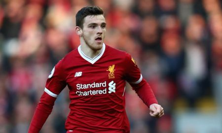 Andy Robertson signs a new deal