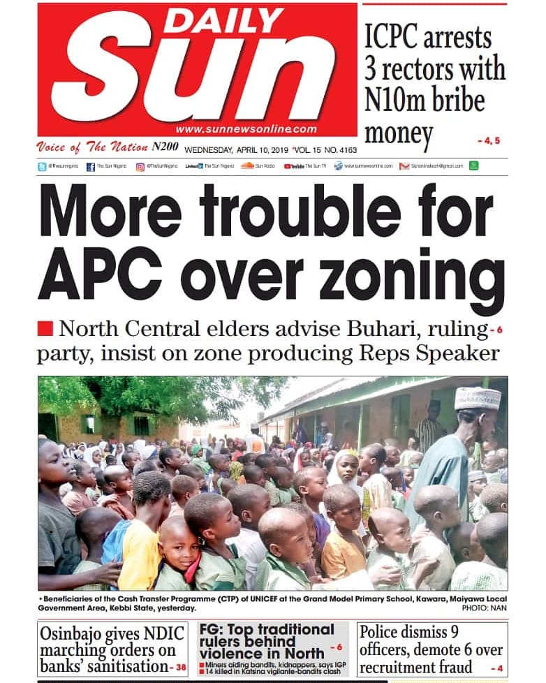 More trouble for APC over zoning