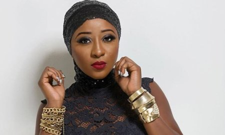 Ini Edo celebrates her birthday as she clocks 37