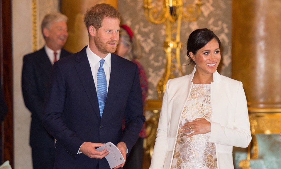 Meghan Markle and Prince Harry Will Skip the Traditional Royal Baby Photo