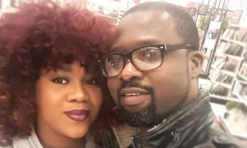 Stella Damasus husband write the cutest message to her
