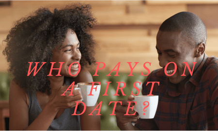 Who should pay on a first date