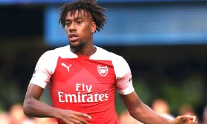 Iwobi named