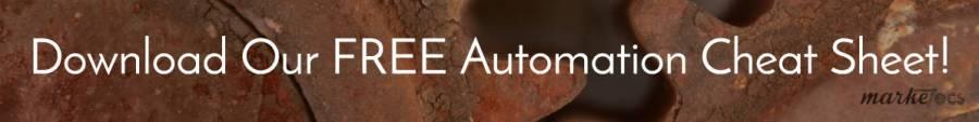 Business Automation Cheat Sheet