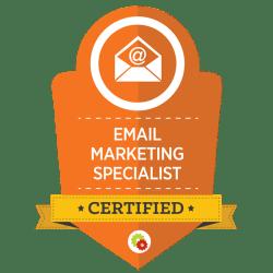 Digital Marketer Email Marketing Specialist Certification