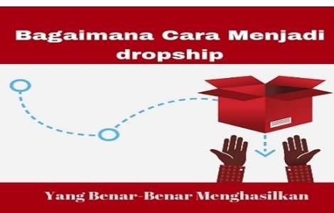 Cara Menjadi dropship