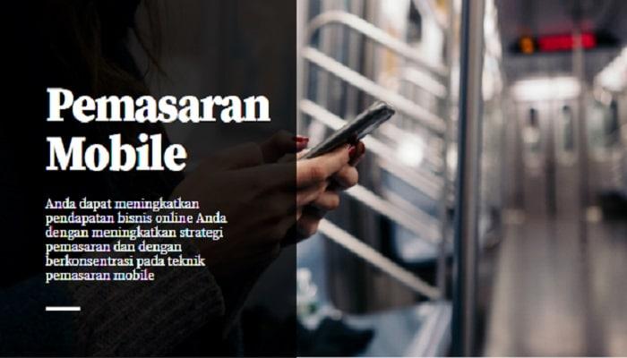 Pemasaran Mobile