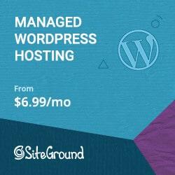 SiteGround, the WordPress host