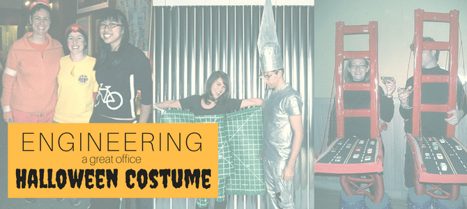 Engineering a Great Office Costume – 2016