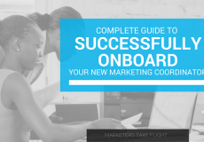 Complete Guide to Successfully Onboard Your New Marketing Coordinator