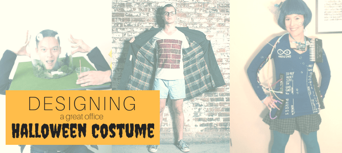 Designing a Great Halloween Costume – 2018