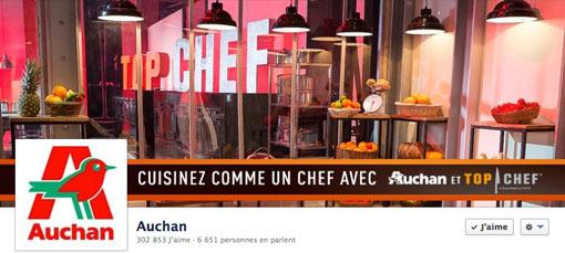 Page-Facebook-Auchan