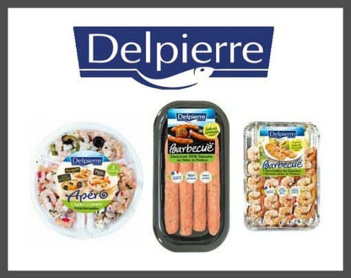Delpierre saucisse barbecue Apéro