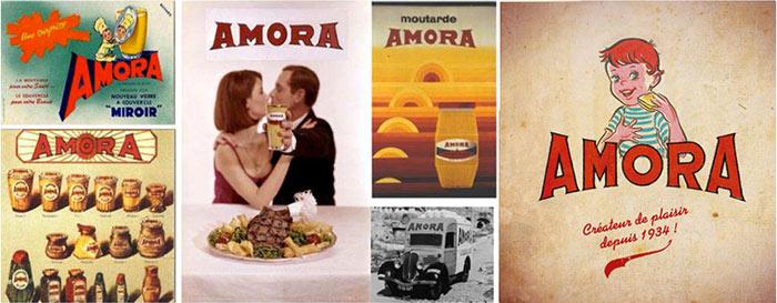 Amora-histoire