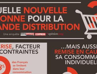 Quelle Nouvelle Donne Pour La Grande Distribution ? Infographie