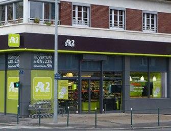 Auchan : bientot 50 magasins A2pas