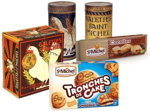 Après son rachat par Morina, St Michel a diversifié ses activités en devenant pâtissier.