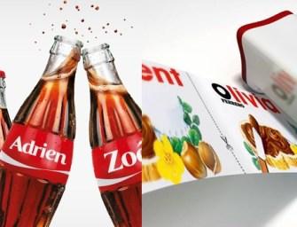 Coca Cola et Nutella : la personnalisation à deux vitesses