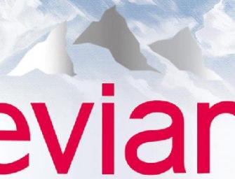 Evian, en route vers le premium