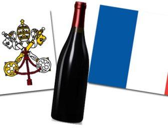 Les plus grands consommateurs de vin sont … au Vatican