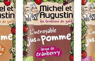 Une nouveauté qui sent bon l'automne pour Michel & Augustin