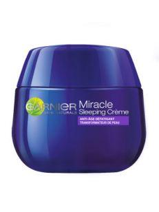 oreal sleeping miracle creme marketing pgc