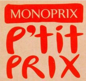200 références devraient à terme composer la gamme accessible de Monoprix.