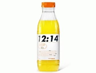Intermarché capitalise sur son jus d'orange frais