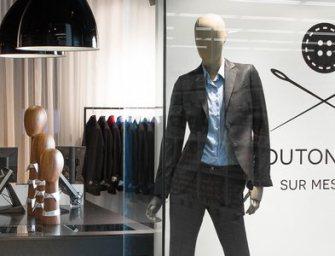 Une cabine qui scanne le corps en 3D chez Auchan