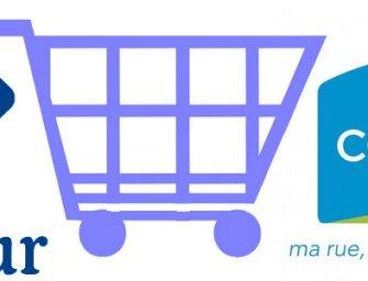 Carrefour s'achète le site Rue du commerce