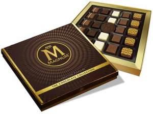 A partir de novembre, deux coffrets seront vendus à marque Magnum.