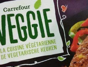 Carrefour Veggie : la première MDD végétarienne