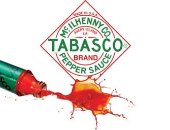 Un mois une marque : Tabasco