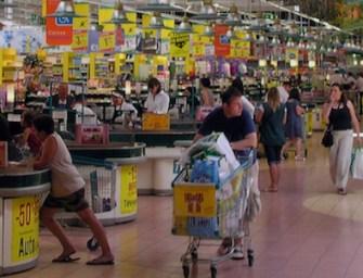 Les attentats de novembre ont-ils freiné la consommation ?