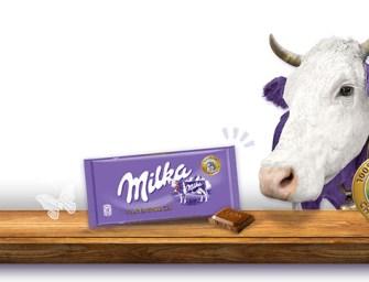 Un mois, une marque : Milka