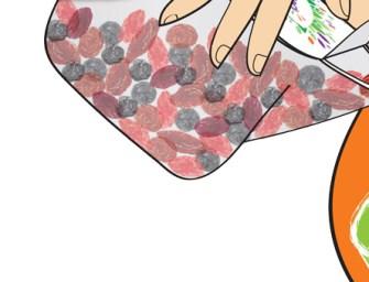 Daco Bello multiplie les instants de consommation de fruits secs